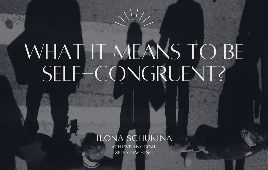 What it means to be self-congruent?
